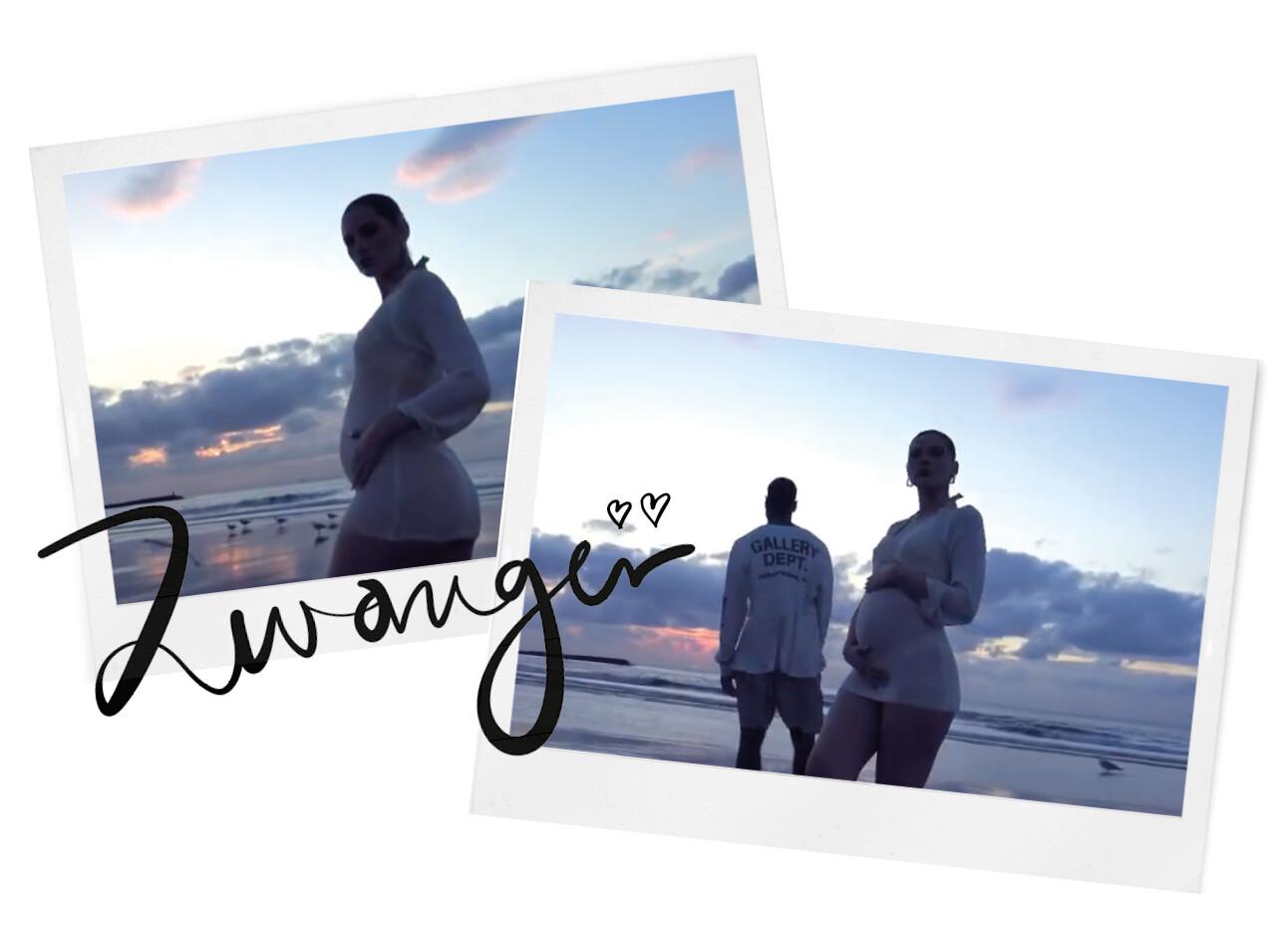 Jaaaa: Famke Louise is zwanger
