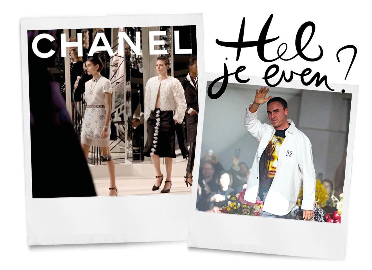 Nieuwtje Fashion week coronavirus