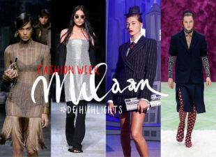 Milaan Fashion week: dit zijn dé items waar het modevolk het vandaag over heeft
