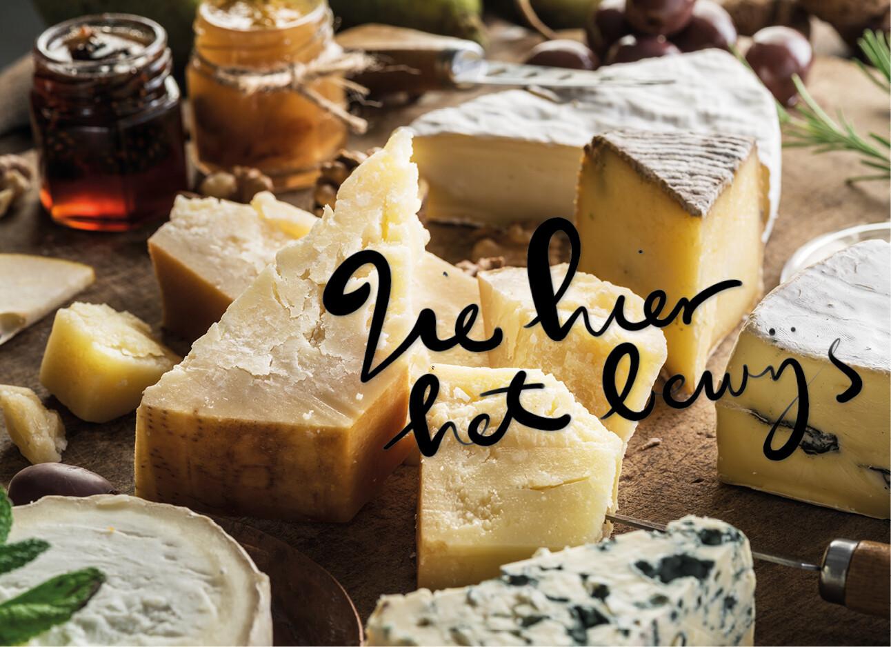 Halleluja: limoncello en kaas in één?