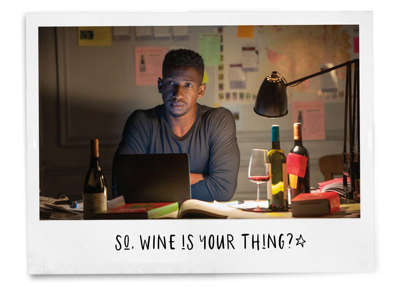 De Netflixtip voor als je van wijn houdt UNCORKED