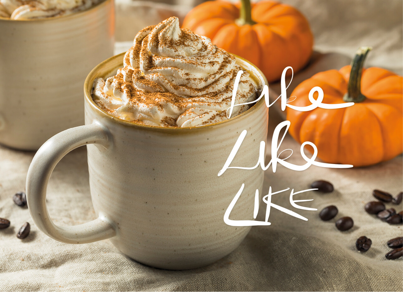 Oh yes: de pumpkin spice latte is terug