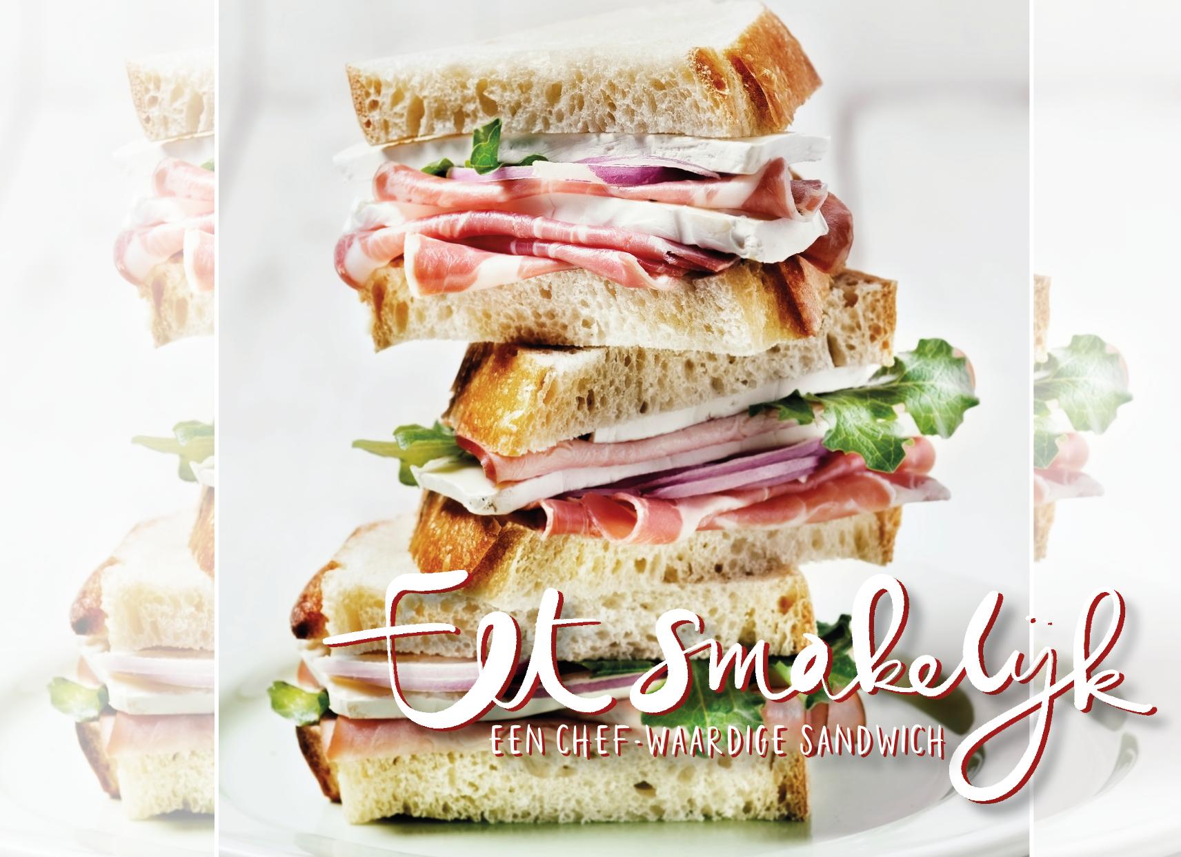 10x Tips van chefs voor de allerlekkerste sandwiches