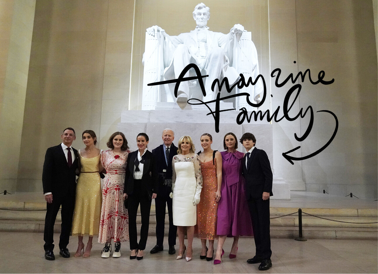 Alles wat je wil weten over de First Family