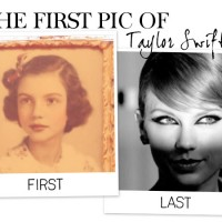 First pic of Taylor Swift
