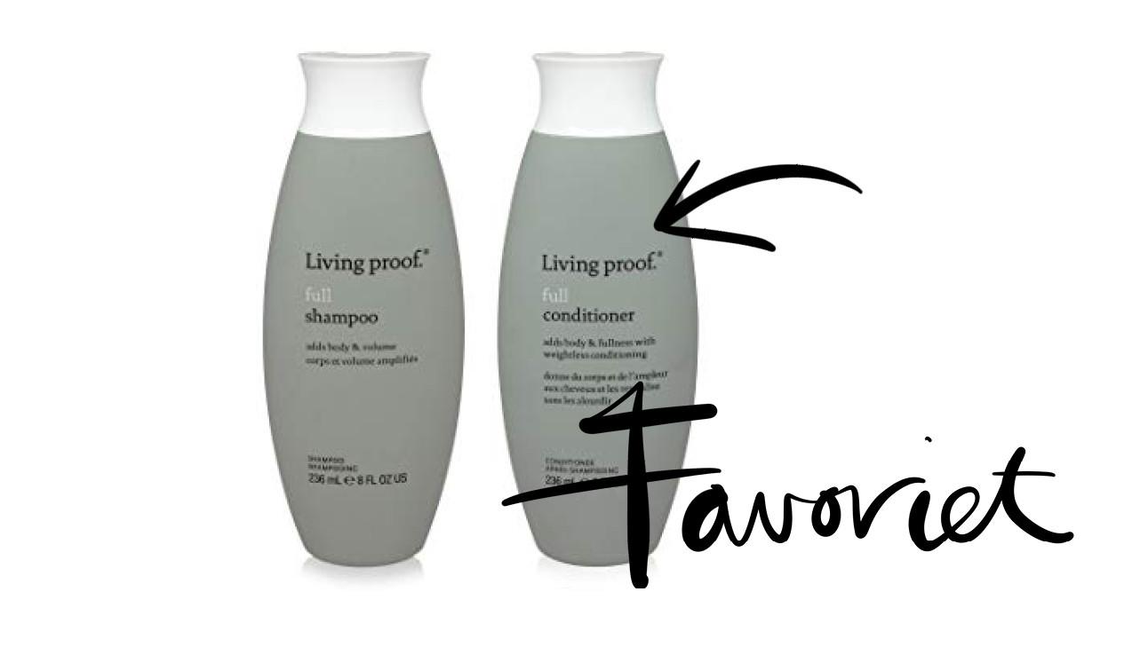 shampoo en conditioner