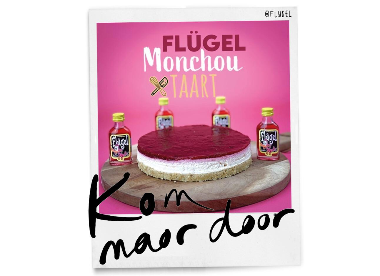 flugel monchou taart