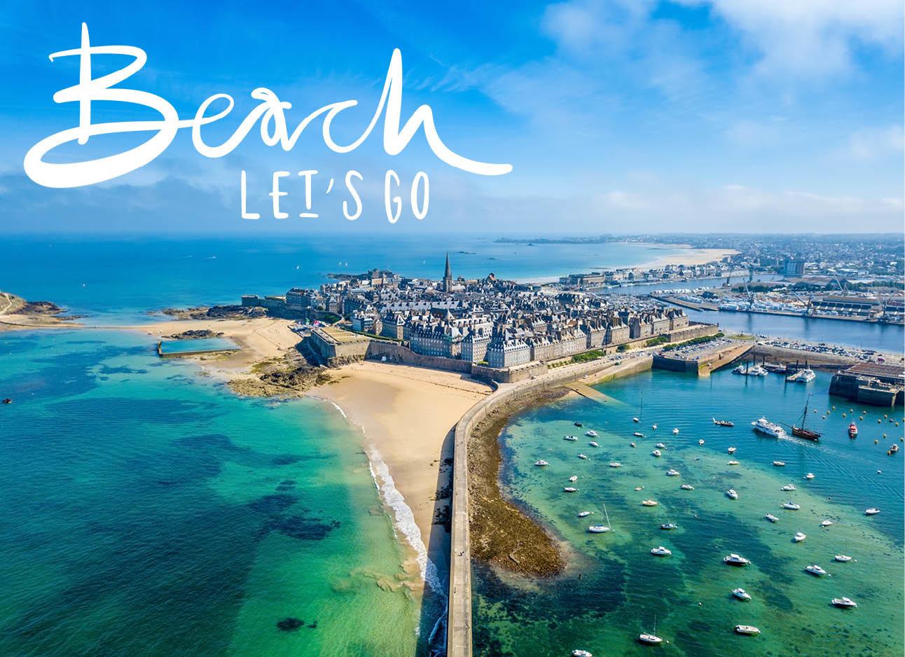 Franse kustplaatsjes
