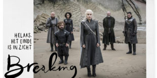 Oh nee: Game of Thrones stopt