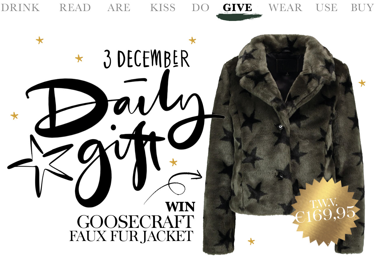 daily gift goosecraft jacket