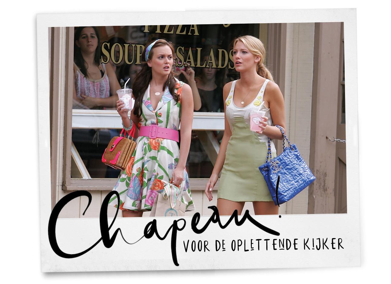 Bloopers Gossip Girl
