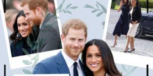 Volg de royal wedding van Prins Harry en Meghan Markle