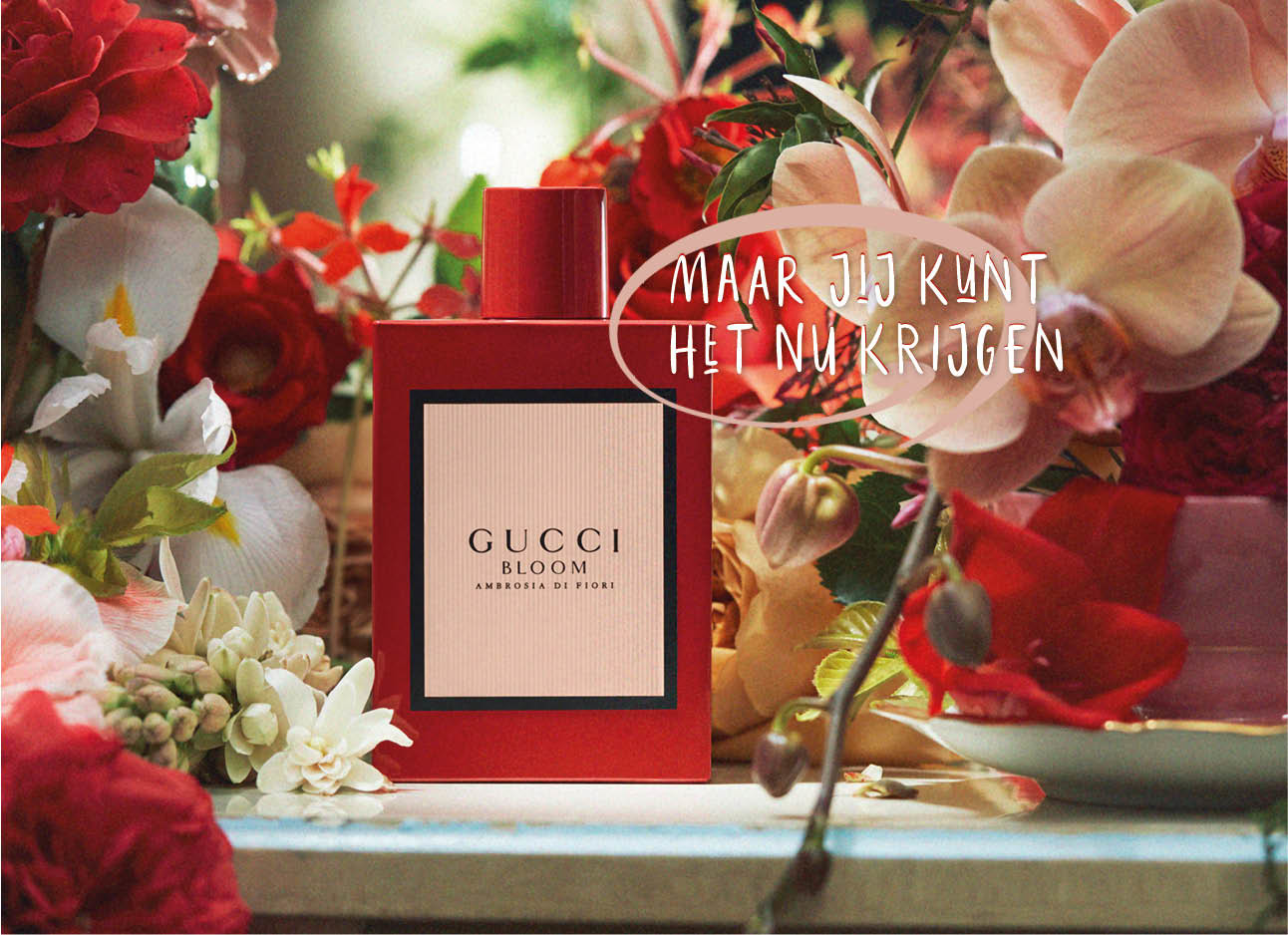 gucci parfum bloom