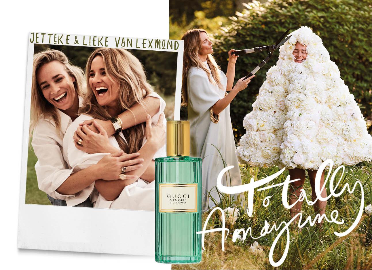 My life in perfumesLieke en Jetteke van Lexmond