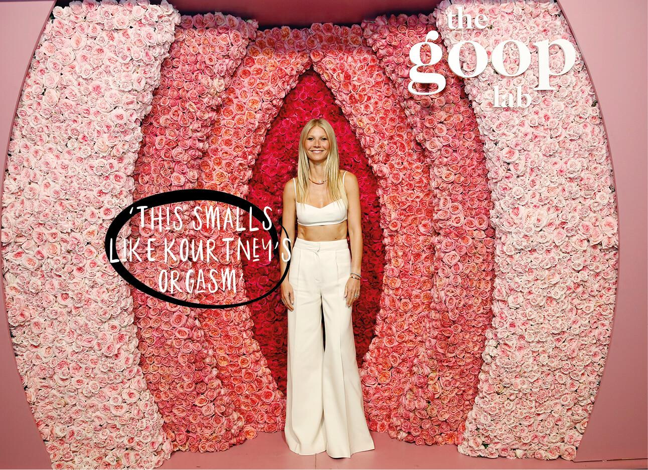Gwyneth Paltrow stuurt PR-pakketten rond en ze zijn hilarisch
