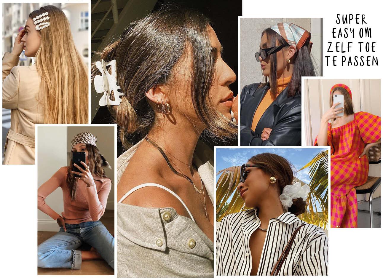 Dé 5 haaraccessoires om deze zomer te dragen