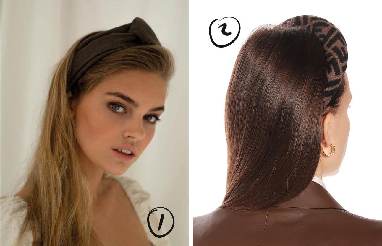 De mooiste haarbanden