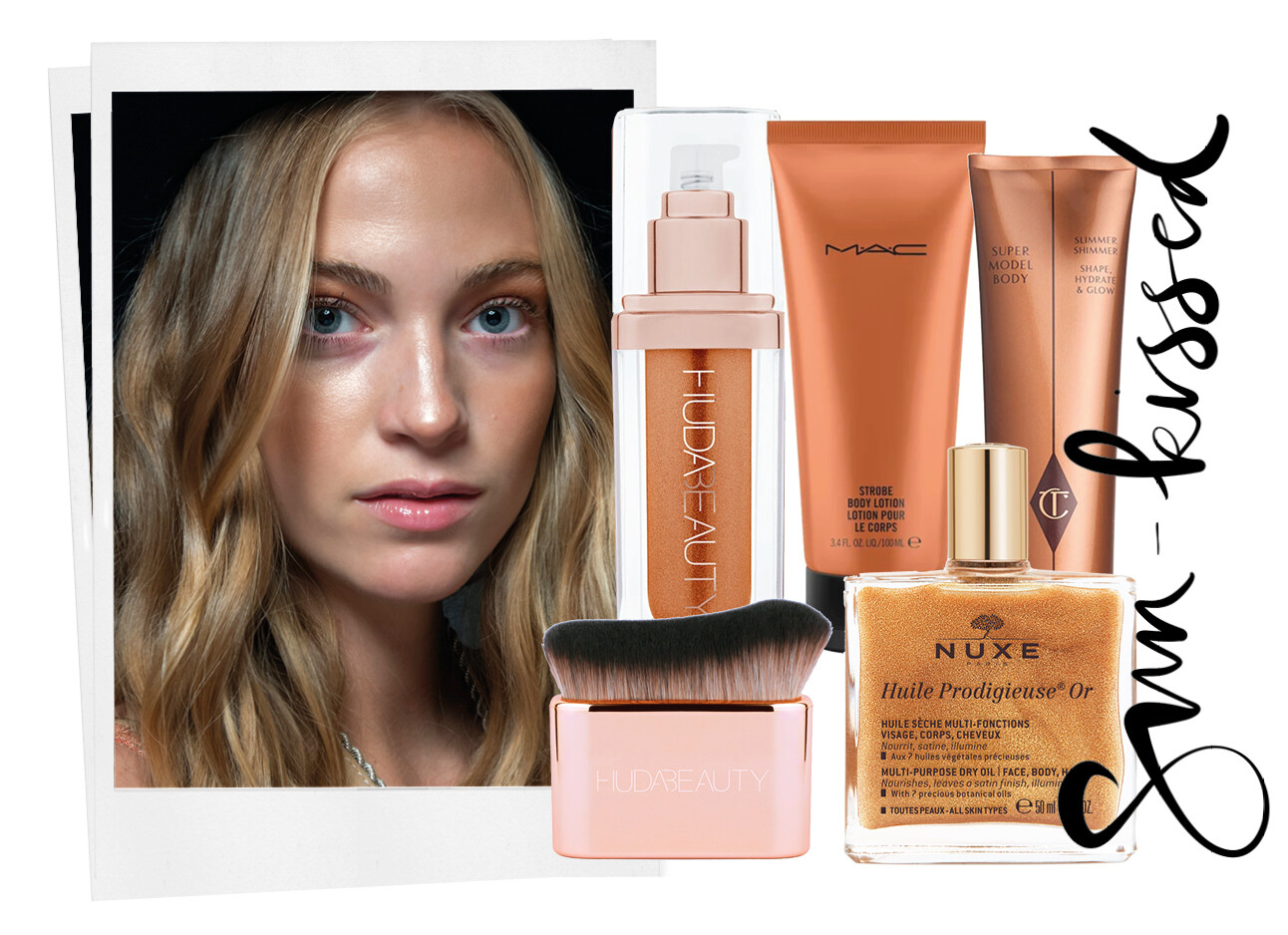 body highlighters glow beauty shopping