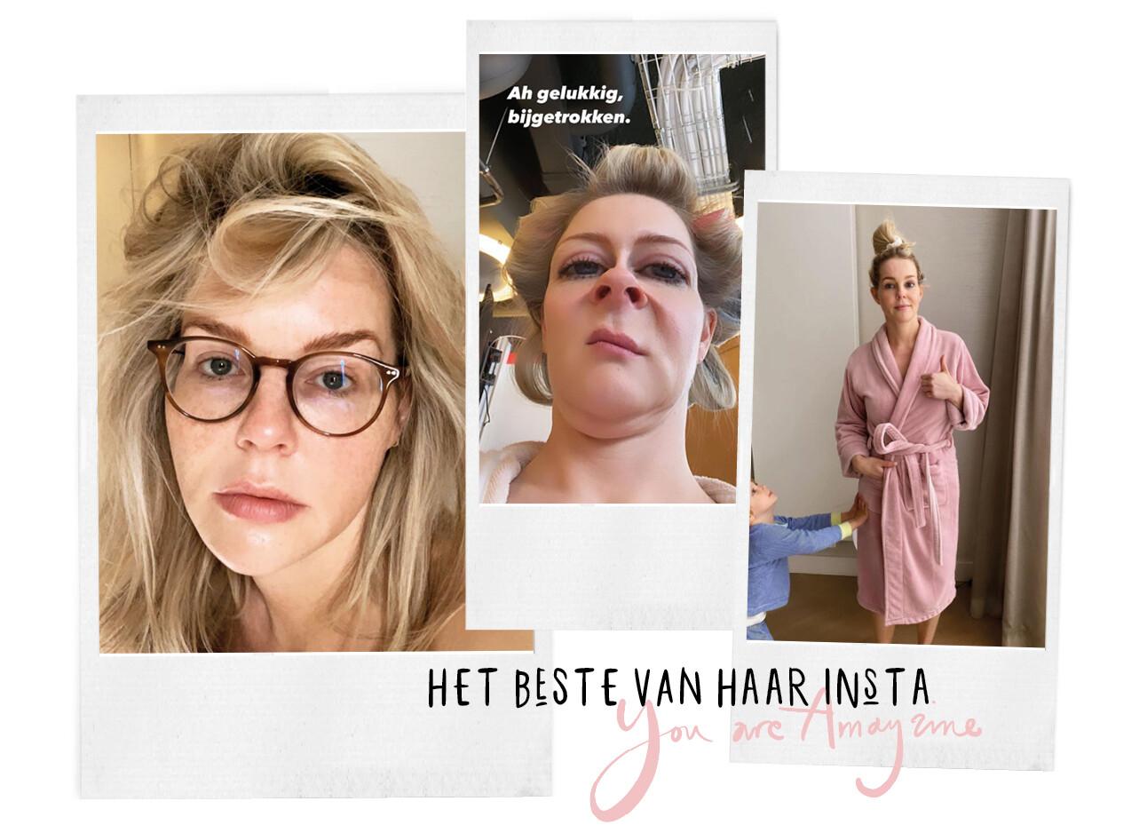 Chantal Janzen grappige momenten van Insta