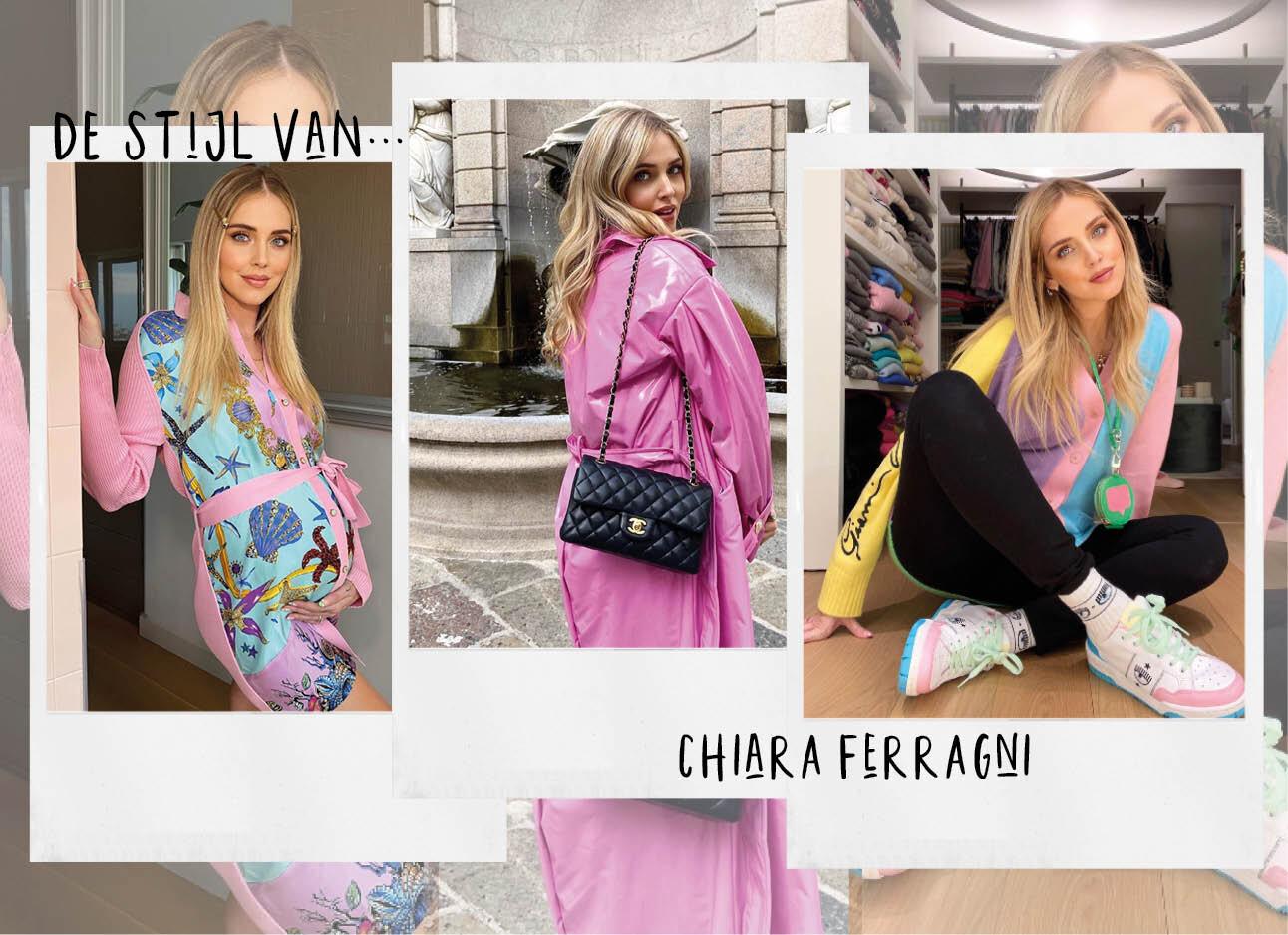 De stijl van… Chiara Ferragni