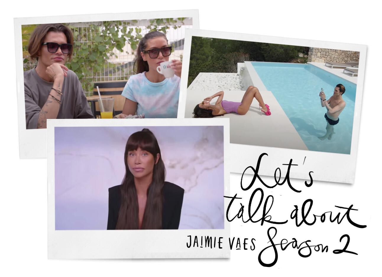 Jaimie in the Vaes Lane Life seizoen 2