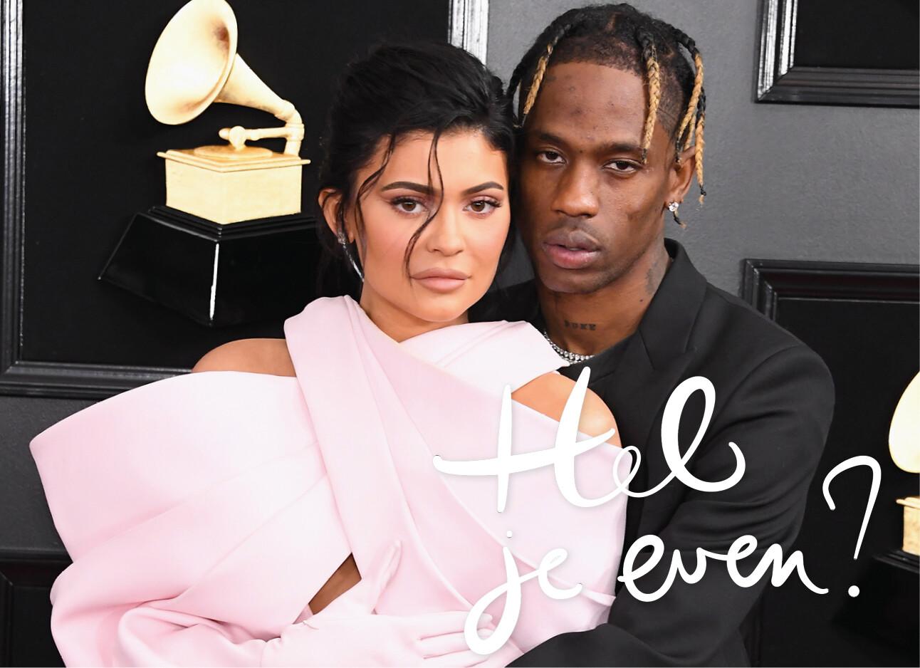 Kylie Jenner en Travis Scott