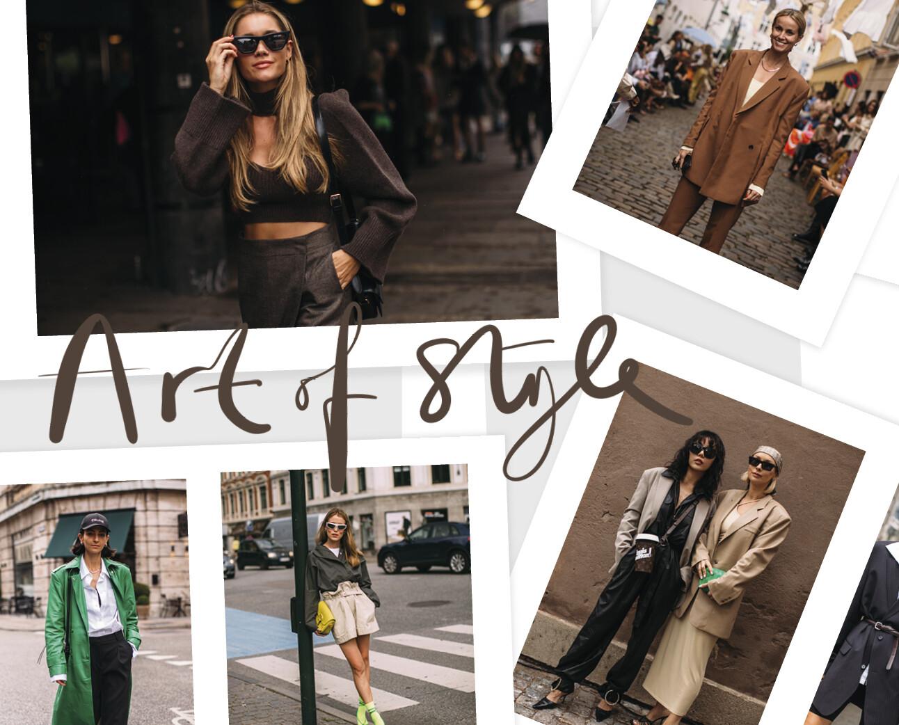 Kopenhagen fashionweek styles