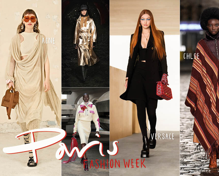 Paris Fashion Week in 8 hoogtepunten