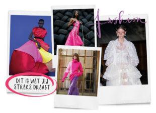De Fashion Weeks zijn in full bloom