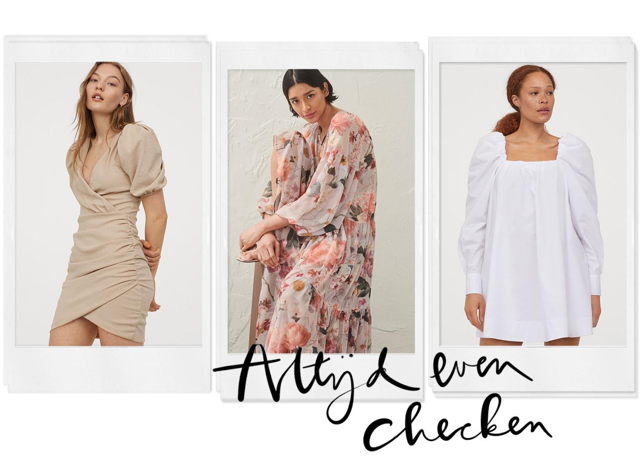 12x de leukste jurkjes uit de H&M summer sale