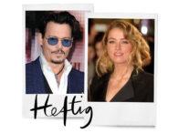 Hoe zit het nu tussen Johnny Depp en Amber Heard?