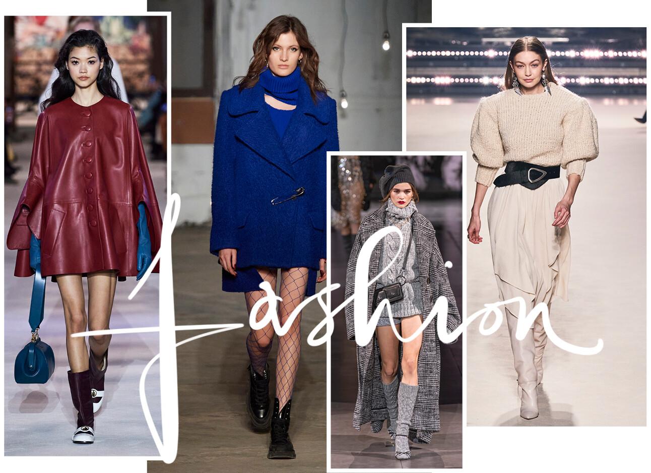 Dé 7 must-shop herfstkleuren van 2020