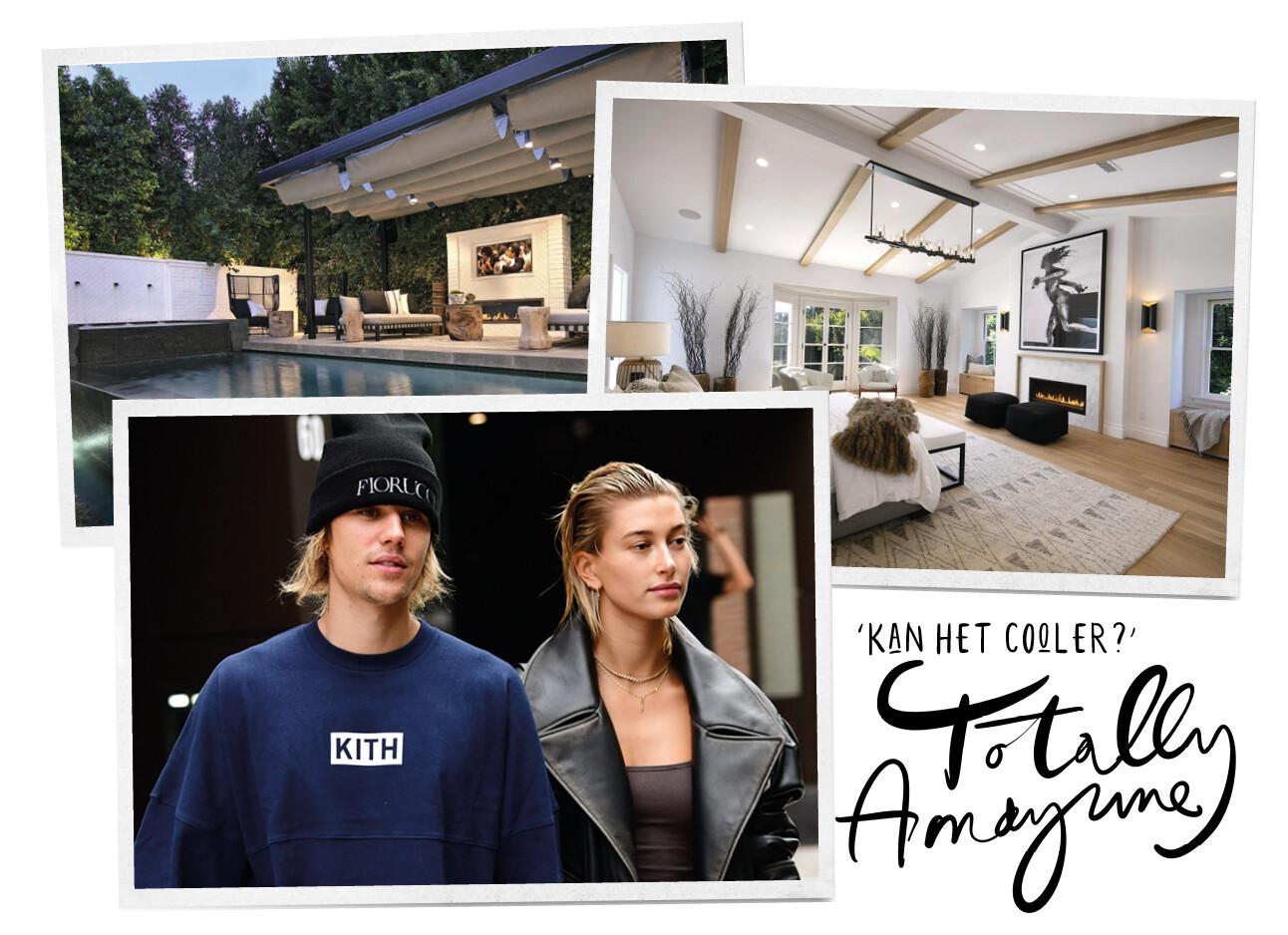 Justin bieber huis for sale