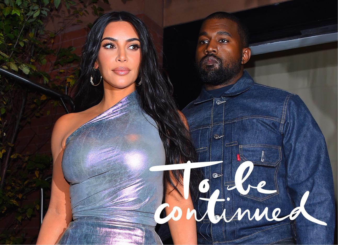 Kim en Kanye West