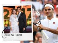 En dan nu even over mevrouw Federer