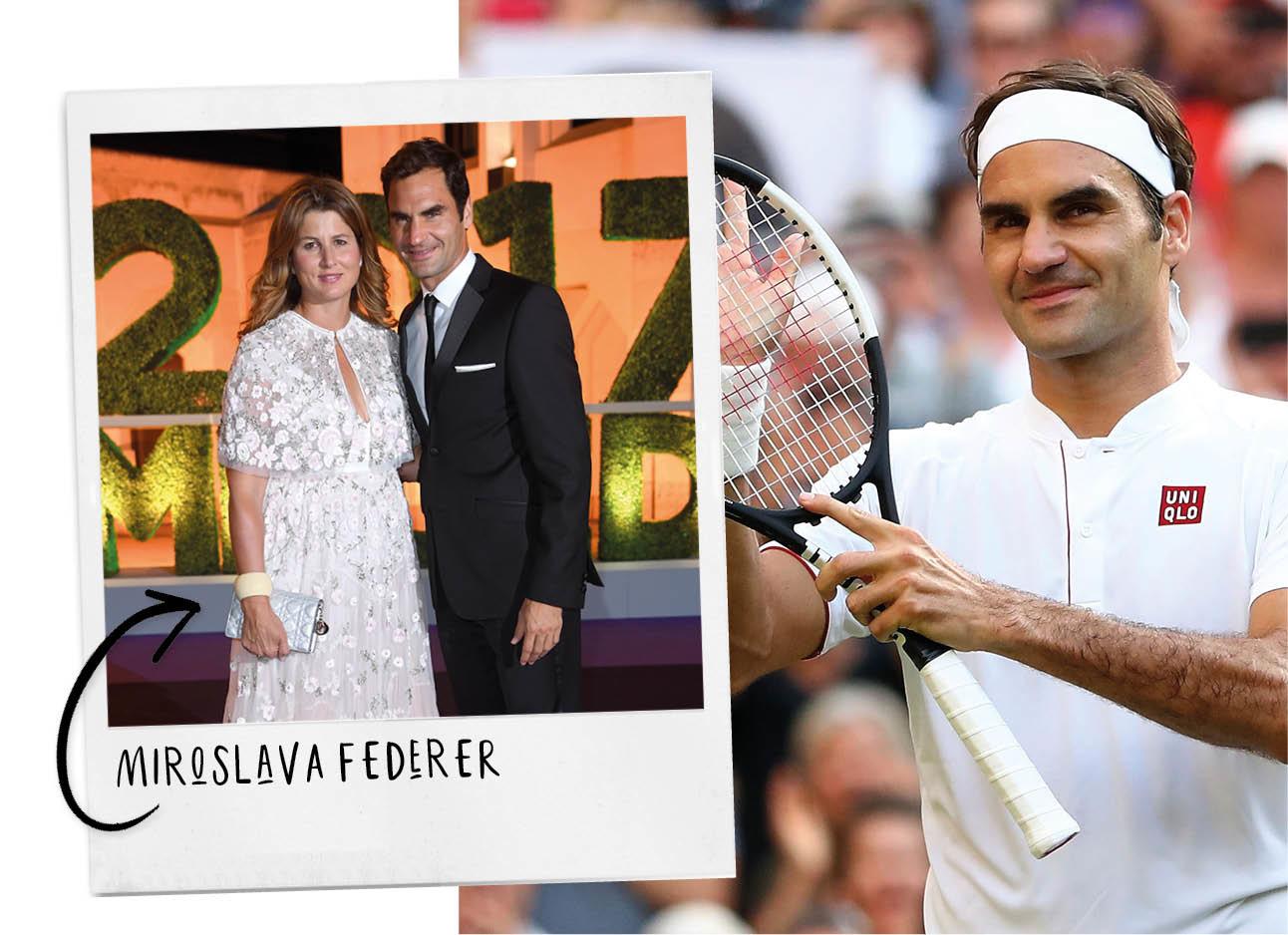 Miroslava Federer-Roger-May-tennis-wedstrijd