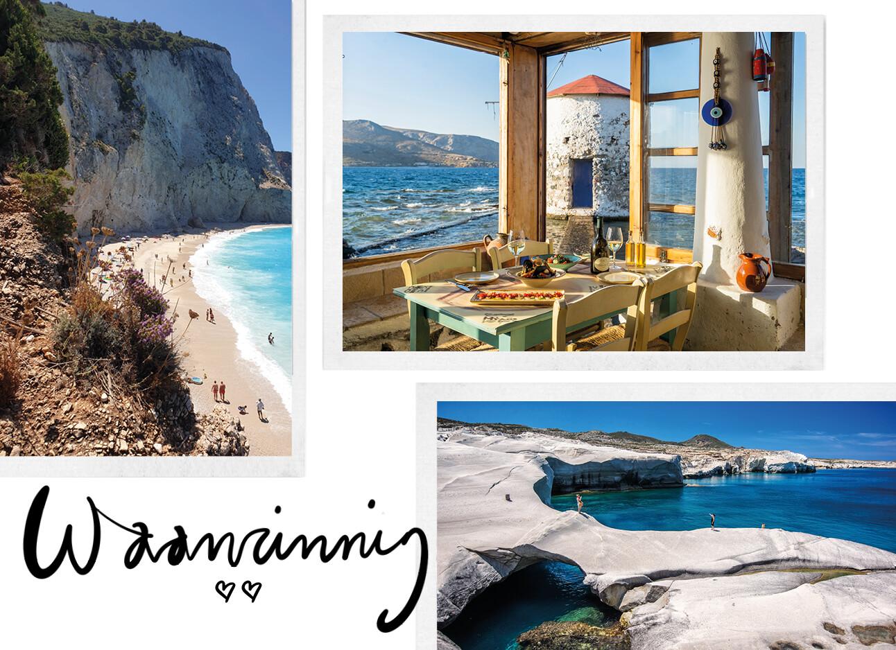 5 onontdekte plekken in Griekenland