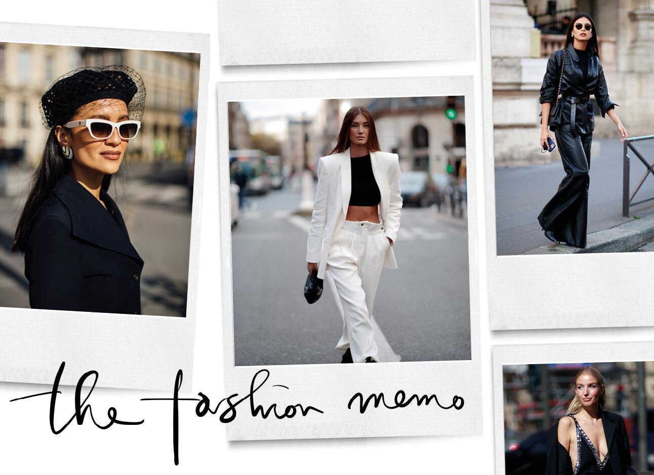 wat we kunnen leren van de Parisiennes tijdens fashion week