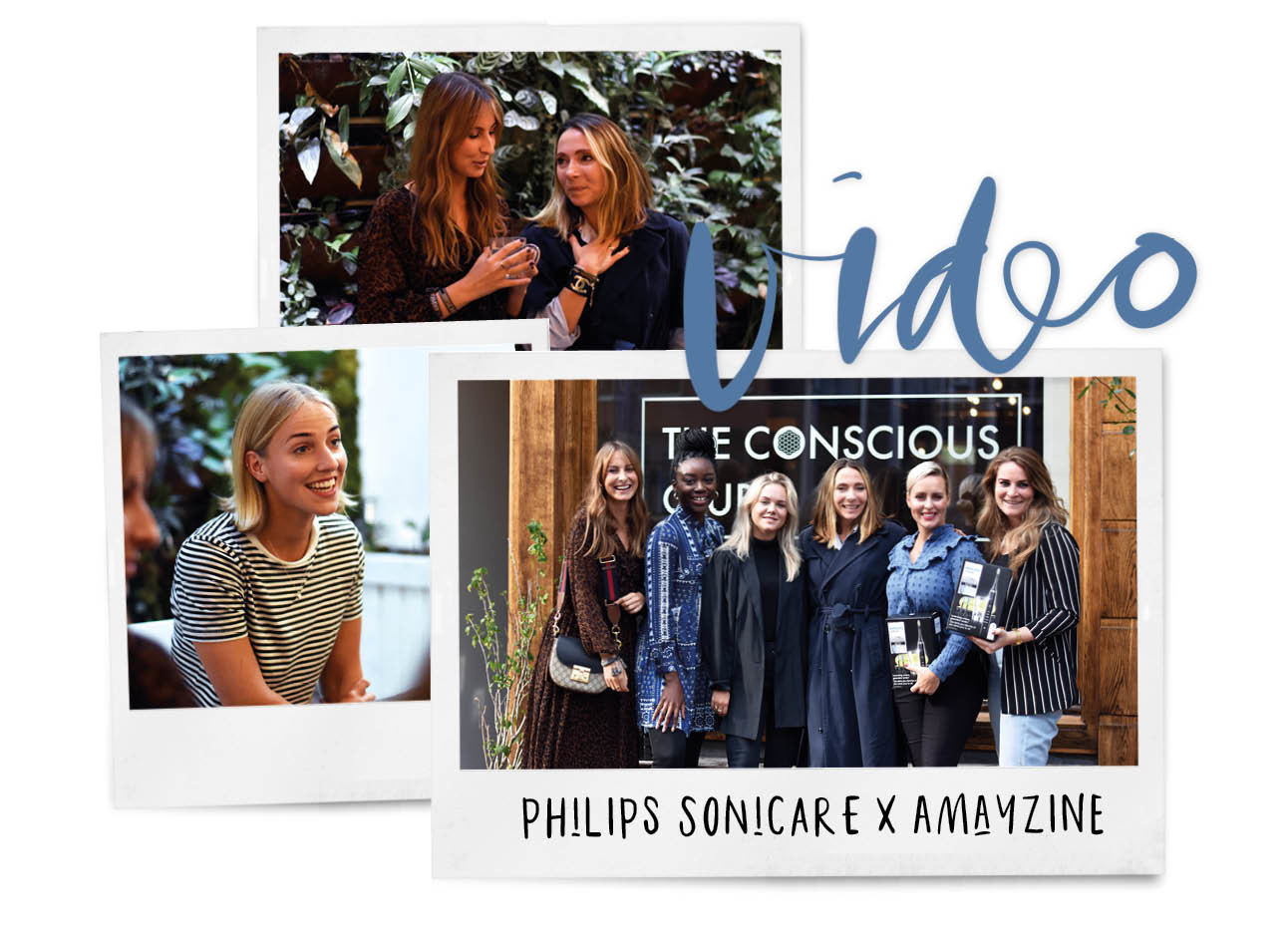 philips sonicare x amayzine en dear good morning bij the conscious club