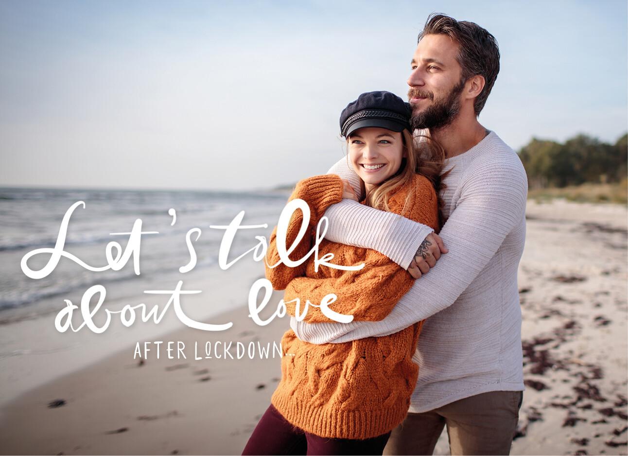 Singles opgelet: er hangt liefde in de lucht na deze lockdown