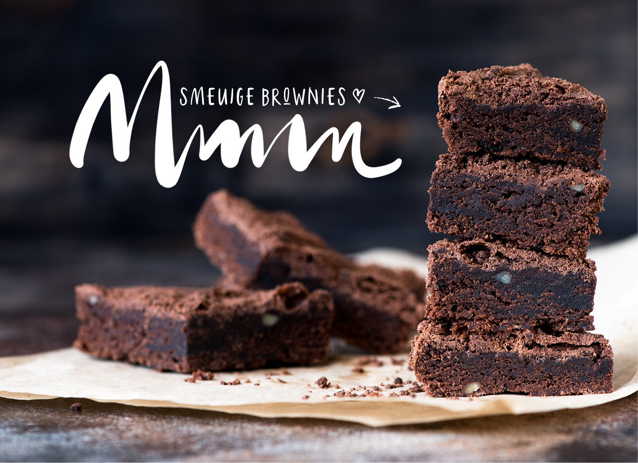 smeuïge brownies