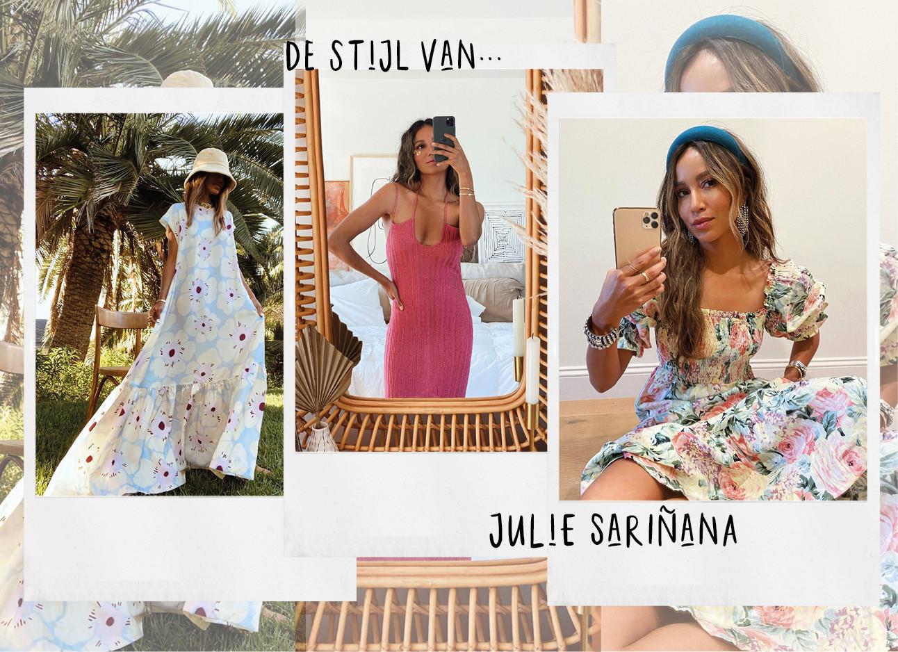 De stijl van Julie Sariñana