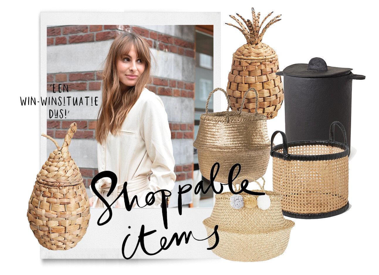 lilian shopping items manden