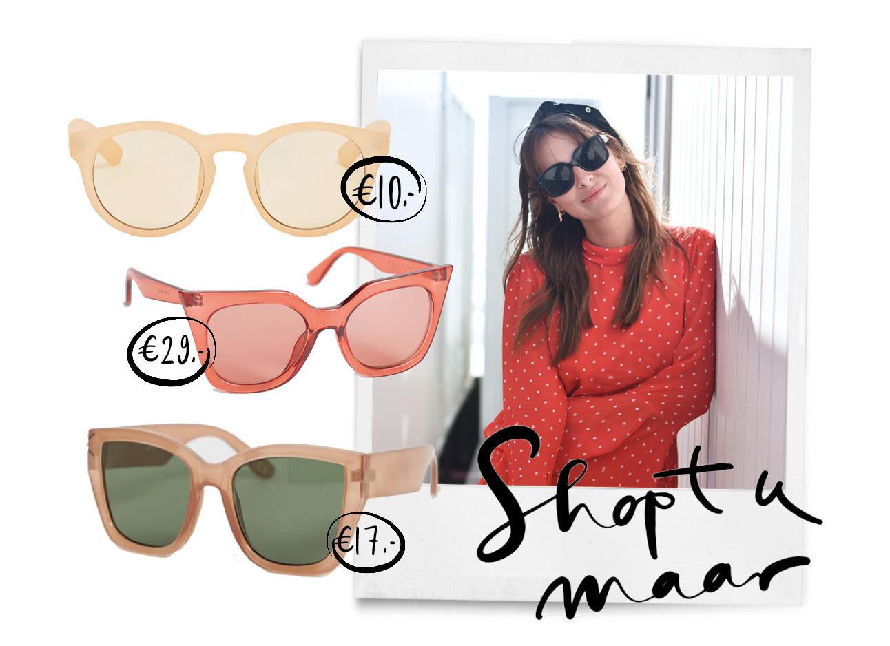 lilian brijl zonnebrillen shopping