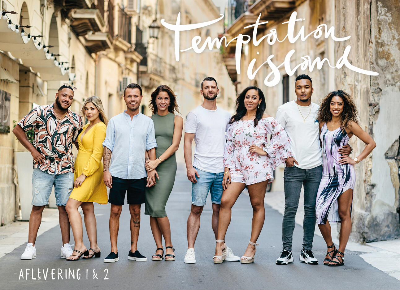 Temptation island love or leave deelnemers