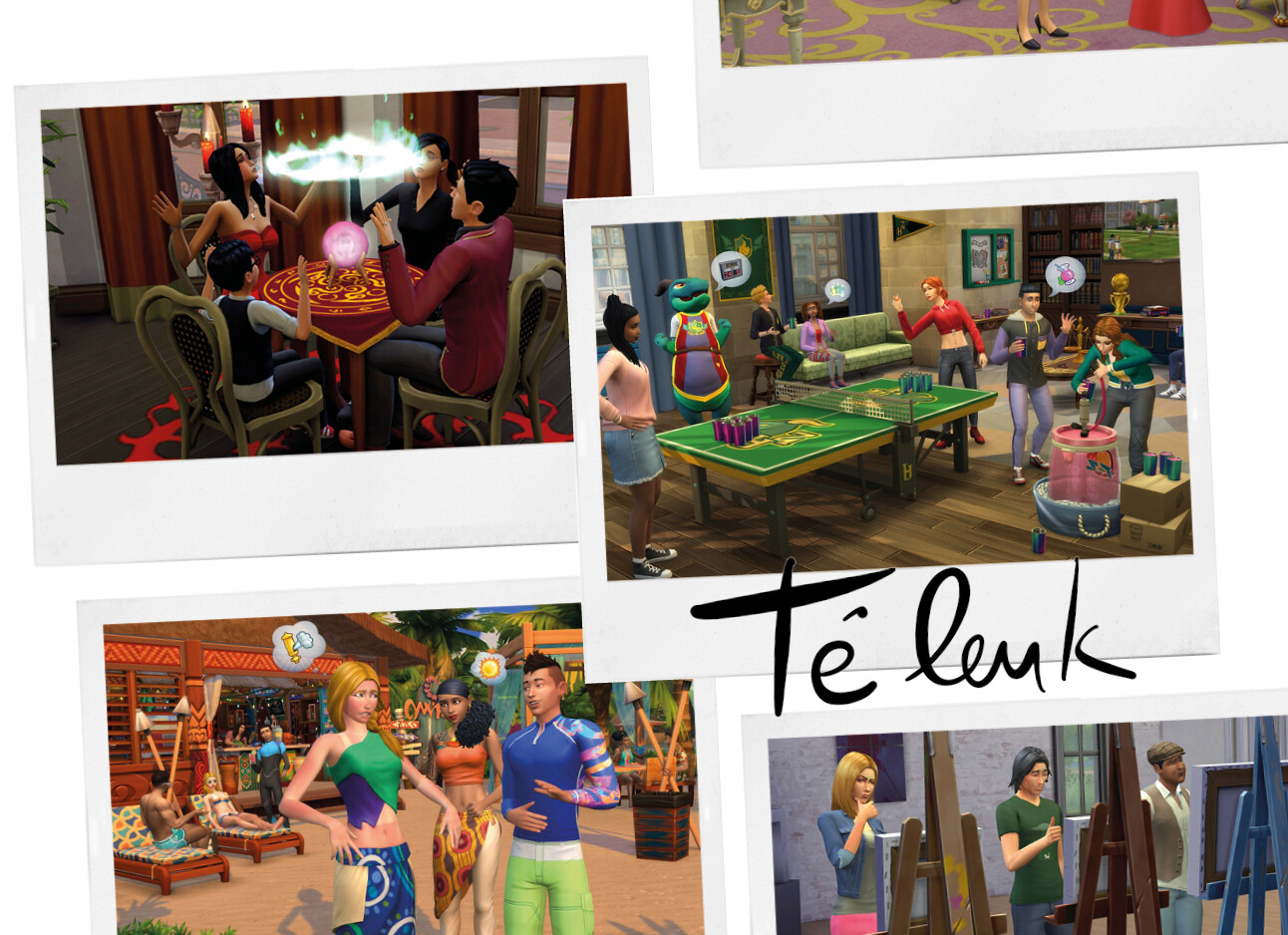 Dingen die in The Sims acceptabel zijn deel 2
