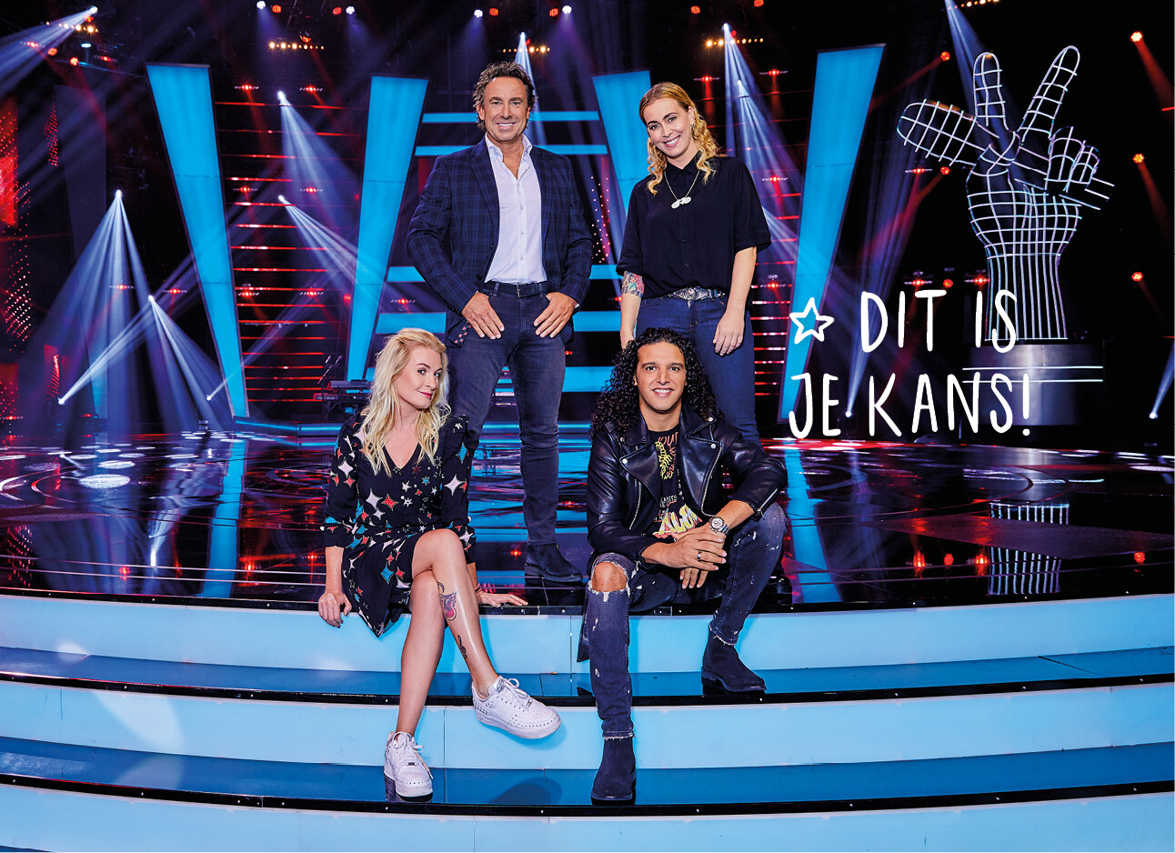 The Voice Kids juryleden