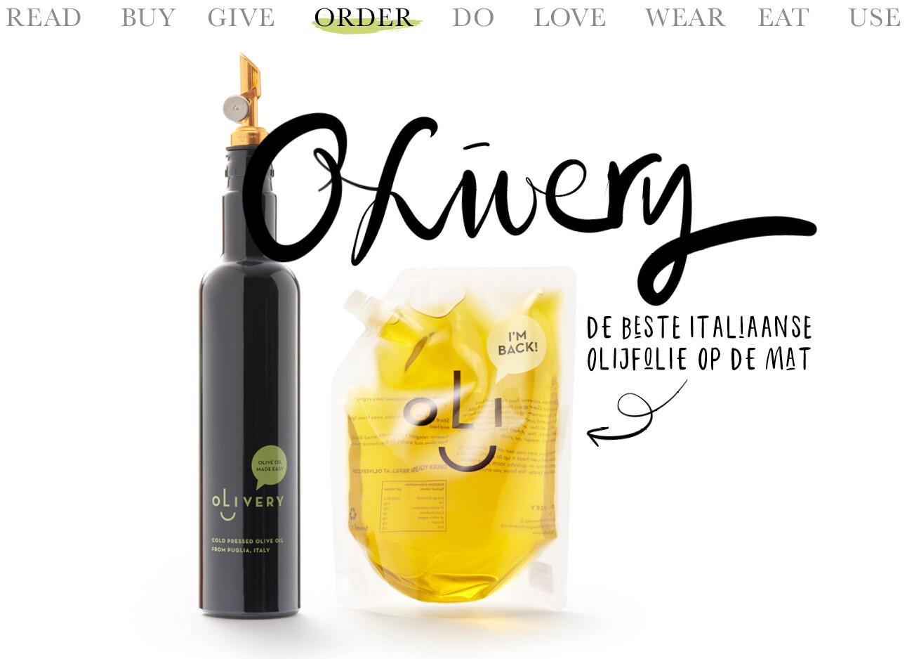 Olivery olijfolie uit Puglia