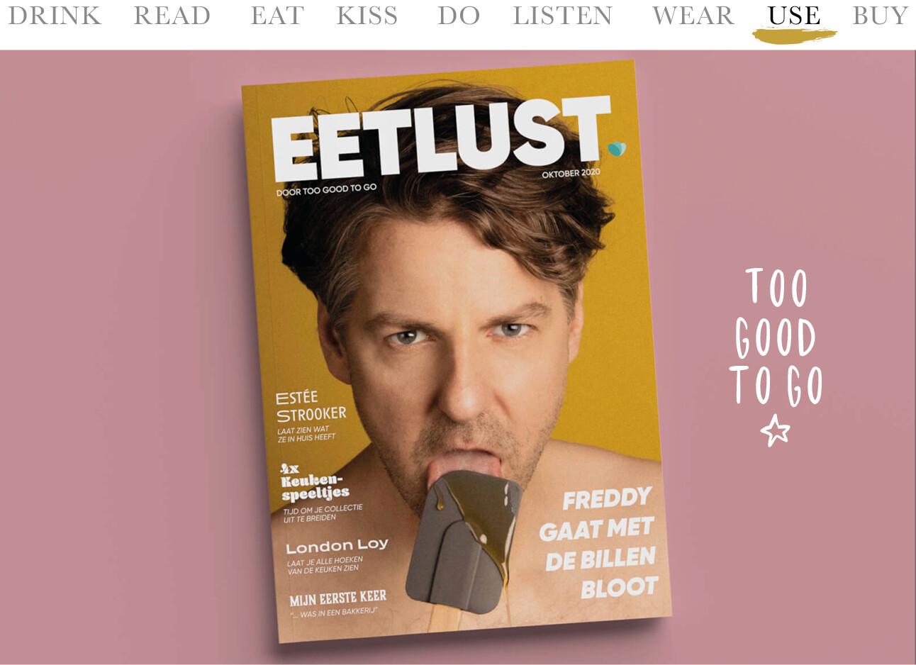 magazine eetlust van too good to go