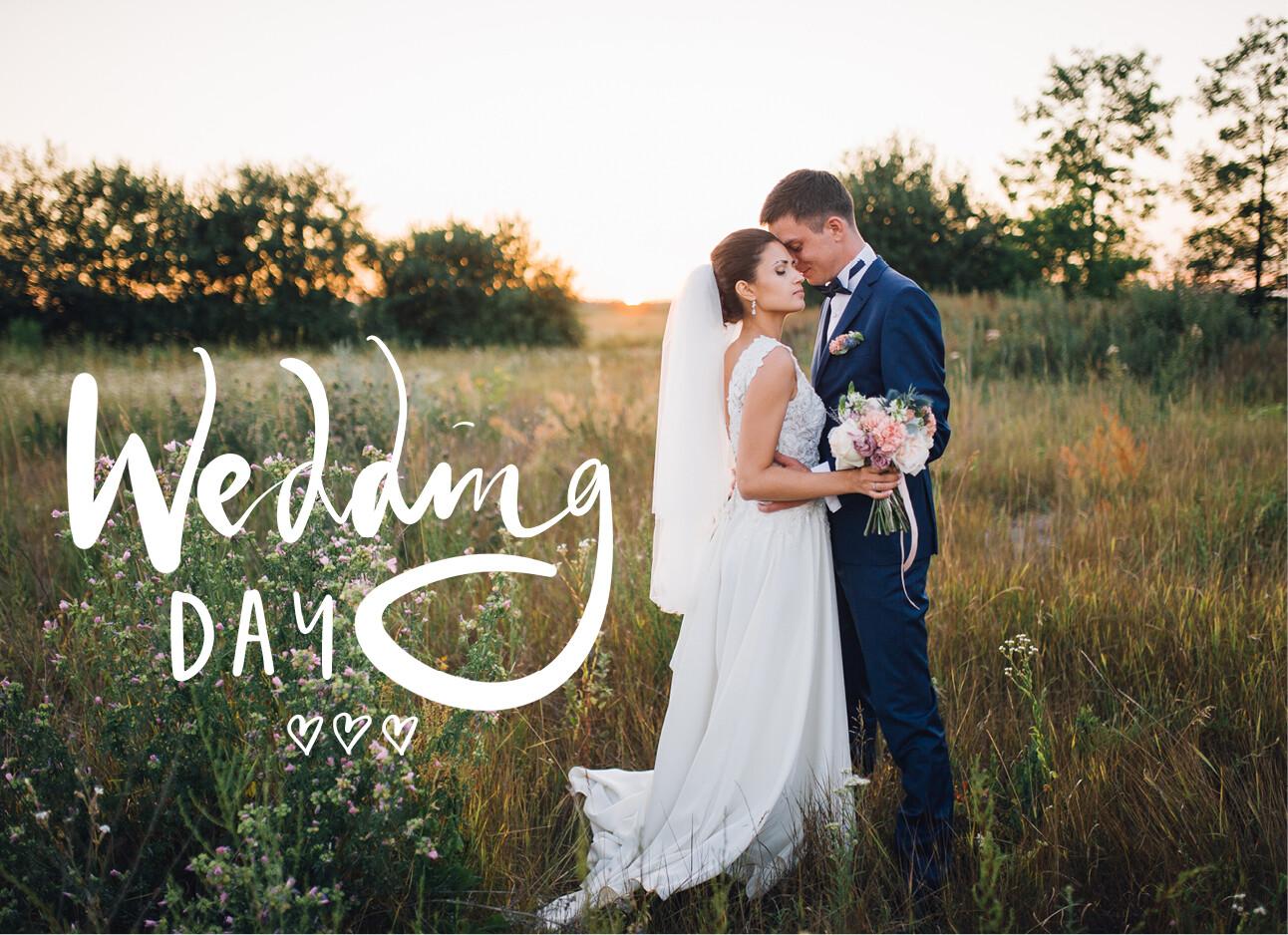 bruiloftsfotografie stelletje in veld